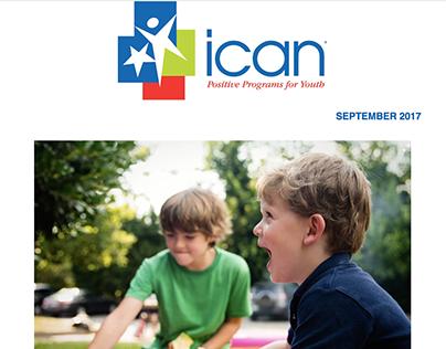 ICAN AZ Newsletter Redesign