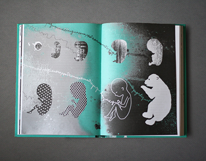 'Memoirs of a Polar Bear' book illustrations
