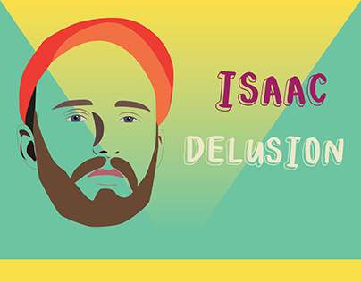 fan poster forMusical group isaac delusion