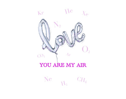 LOVE IS IN THE AIR #ValentineCards
