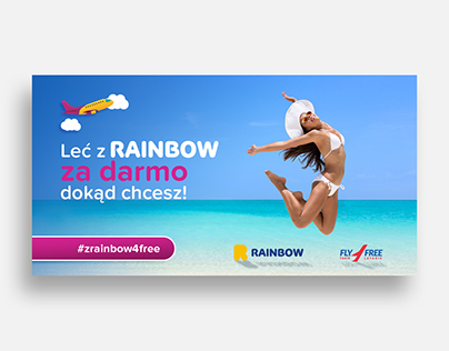 BANNERS / Travelling & Holiday / Fly4Free