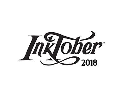 Inktober 2018 - elmochoLOKO
