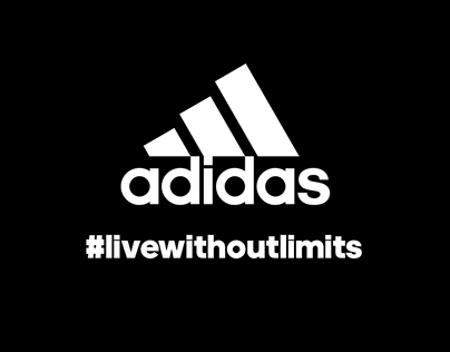 adidas outdoor #livewithoutlimits