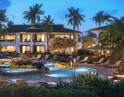 Luana VIllas Maui