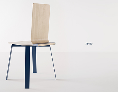 """Kyoto"" chair"