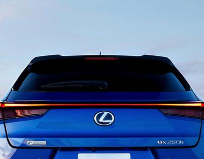 Lexus Certified Website Renewal