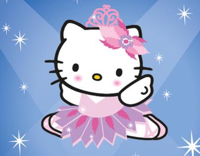 Mon amie Hello Kitty