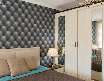 Marina - Master and Teen Bedroom Interior Design