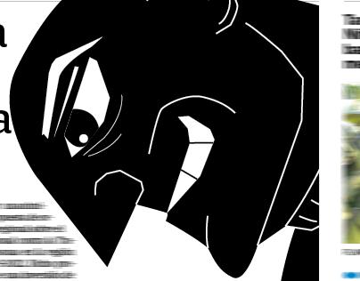 Ilustración oscura