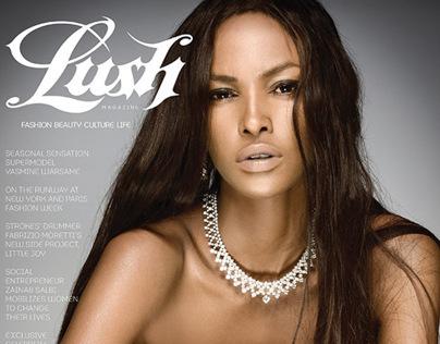 Lush Magazine (Winter 08)
