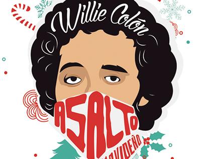 Willie Colon- Asalto Navideno