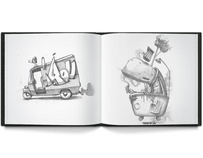 Sketchbook part 3
