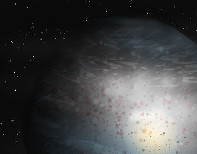 Planetary Wonder - Digital Dreaming II
