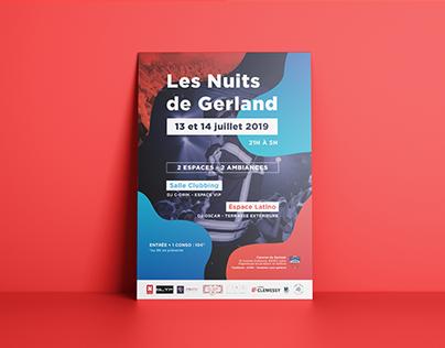 Les Nuits de Gerland - Event