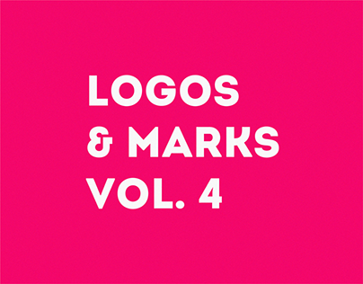 Logos & Marks Vol. 4