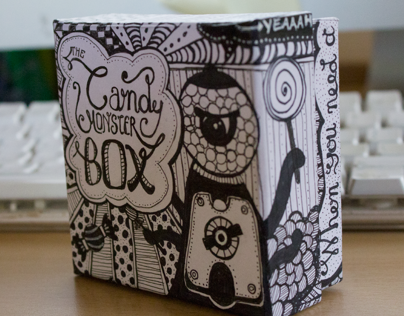 The Candy Monster Box