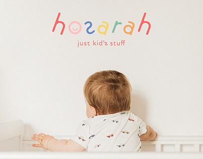 Identité Visuelle - Hosarah