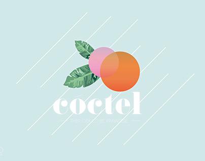Coctel Bar Branding