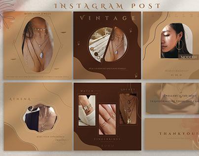 Fashion l Instagram Post Design