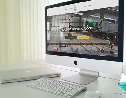 Presentation Website for IMPV Romania company