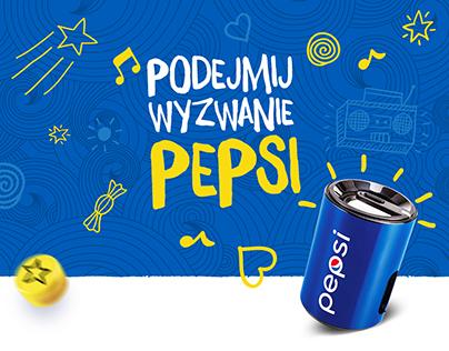 Pepsi Challenge TVC