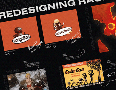 Redesigning Racist Brands