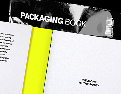 'Packaging' — Designed by Choice Studio