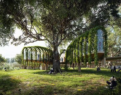 Masterplan in Yuewan Linpan | EMBT Architects
