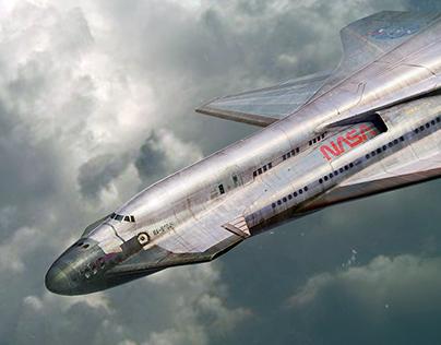 Space Shuttle Concept