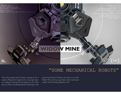 widow mine