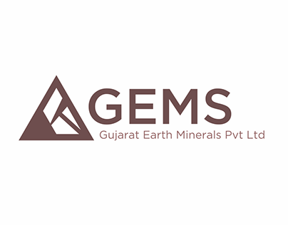 Gujarat Earth Minerals Pvt Ltd. Logo Design
