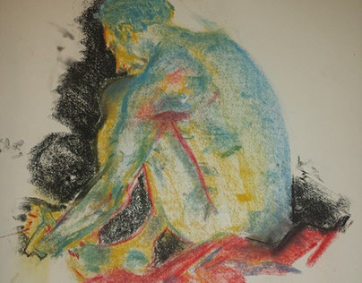 Life Drawing Animation College Submission