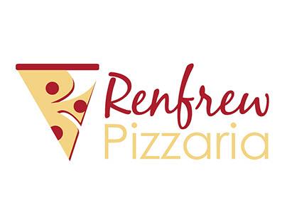 Logo ID Guide - Renfew Pizzaria Logo Redesign