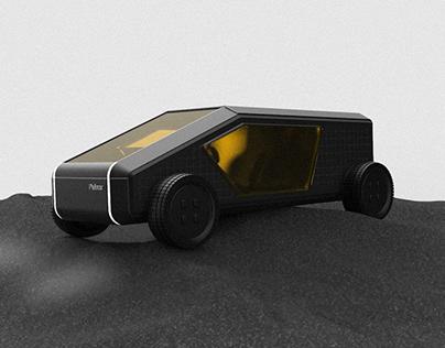 Pulsar. Lunar Car.