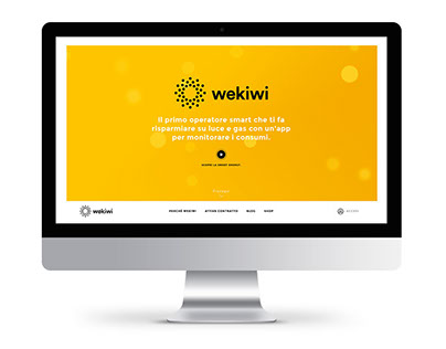Wekiwi website
