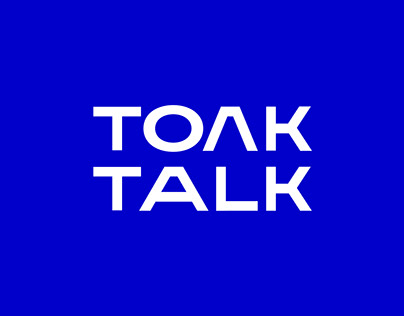 Branding for event TALKTALK