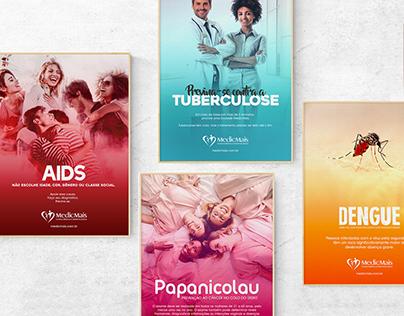 Prevention Posters   MedicMais