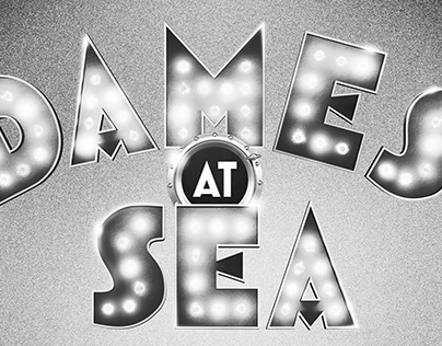 Dames At Sea on Broadway