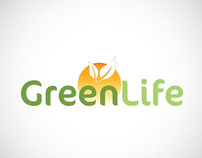GreenLife Cordoba branding & Web development
