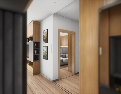 Apartment B50. The Virtual Showroom App. Unreal Engine.