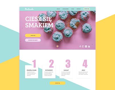 Cupcake weekly | website