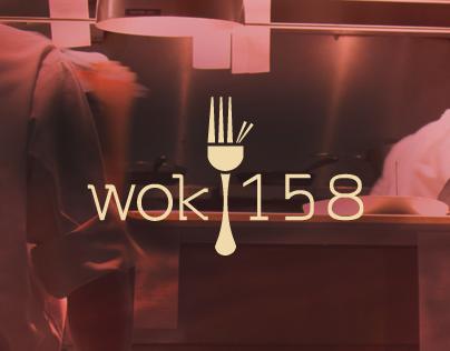 Wok 158 - Corporate identity