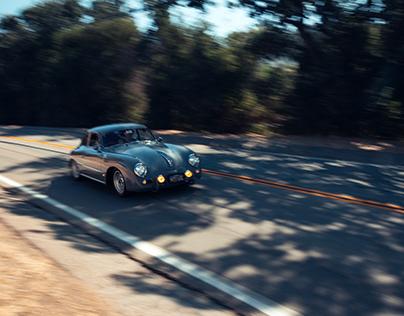 Porsche 356 Editorial