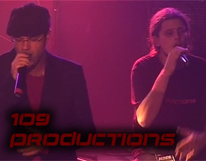 109 Productions live