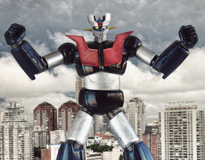 Mazinger Z is here!