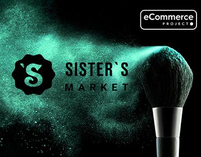 Sisters Market | eCommerce
