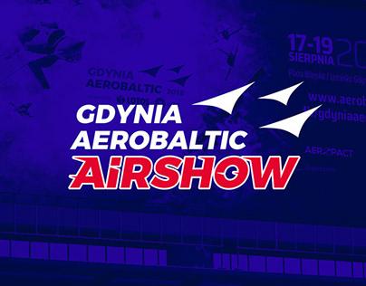Gdynia Aerobaltic 2018 // Event Branding
