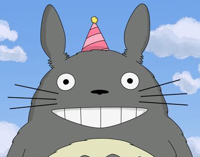 Ang Kapitbahay ko na si Totoro