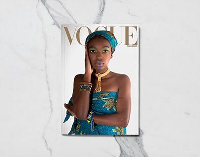 VOGUE x NDC Print Campaign