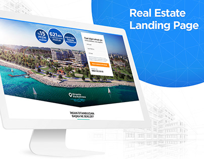 Real Estate Landing Page | Lead Generation